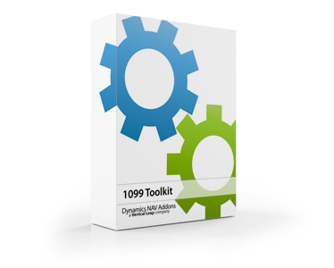 1099 Toolkit | Microsoft Dynamics NAV Year End Processing Navision